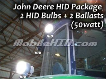 HID Replacement Bulbs for Large Machinery