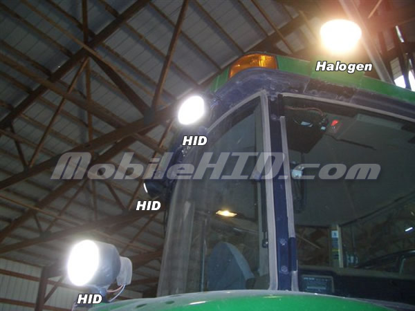 John Deere Hid Lights : Show tell hid upgrades for john deere machines keep