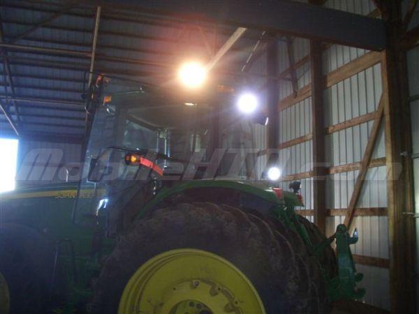 Universal Tractor Lights : Work lights hid lighting