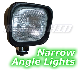 Narrow Angle HID Work Lights