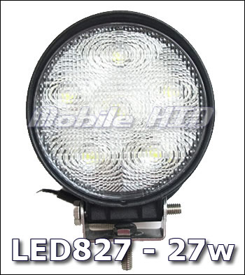 "4"" LED 27w Work Light"