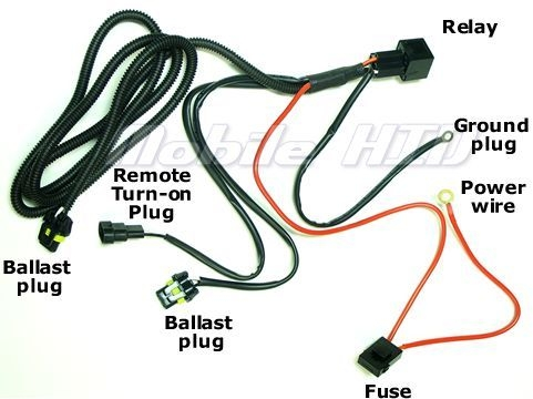 installing hid s on 93 ls400 clublexus lexus forum discussion rh clublexus com H13 HID Wiring Diagram 2008 Dodge HID Relay Wiring Diagram